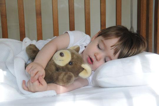 Erkältung vorbeugen: Schlaf