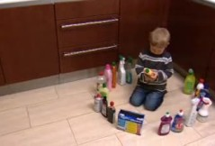 Erste Hilfe für Kinder: Was bei Vergiftungen zu tun ist