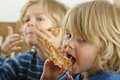 Essen zum Kindergeburtstag