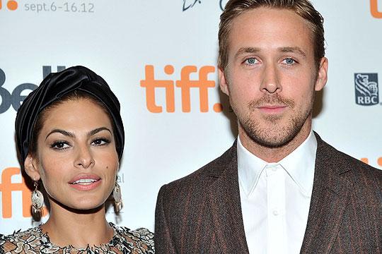 Eva Mendes ist schwanger von Ryan Gosling