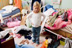 5 Sätze, um ein wütendes Kind zu beruhigen
