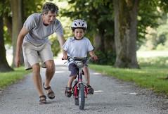 Fahrradfahren lernen: So wird Radfahren zum Kinderspiel