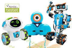 Lern-Roboter im Test