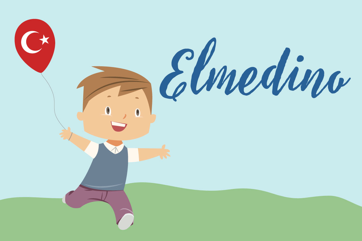 Türkische Vornamen Elmedino