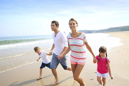 Urlaub mit Kindern: Idealer Urlaubsort