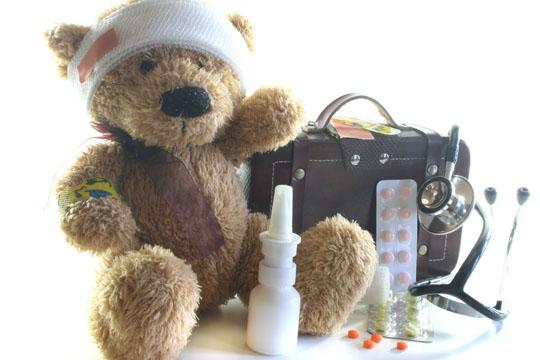Urlaub mit Kindern - Reiseapotheke