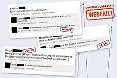Eltern Facebook Webfails