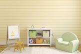 Kinderzimmer gestalten: Bereiche trennen