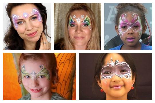 Fee schminken: Zauberhafte Schminkanleitungen