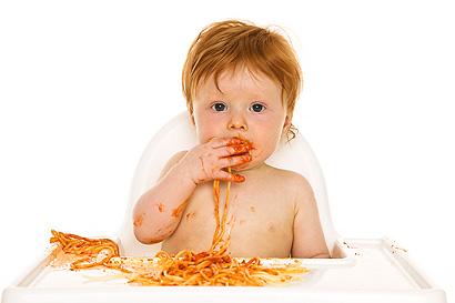 Fingerfood fürs Baby: Leckeres für die Kleinsten