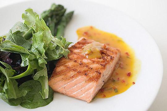Fisch ist in der Schwangersachaft wichtiger Lieferant für Omega-3-Fettsäuren.