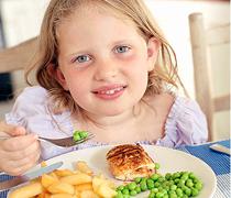 Kinderernährung: Fleisch liefert wichtige Nährstoffe