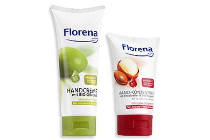 Florena Handcreme im Test
