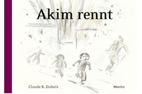 Kinderbücher Flüchtlingskrise: Akim rennt