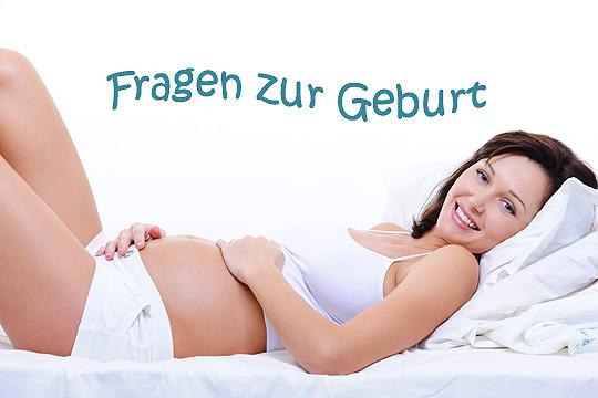 Fragen zur Geburt