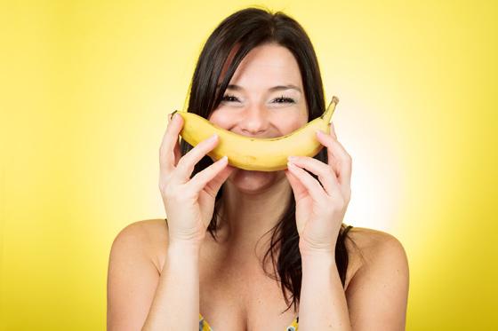 Frauen die Bananen essen, bekommen eher einen Jungen?!