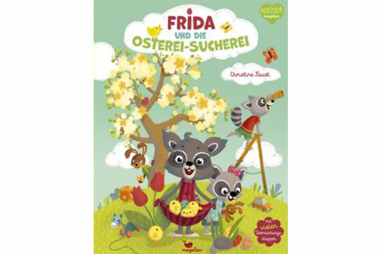 Buchtipp: Frida und die Osterei-Sucherei