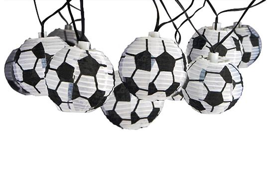 Fußball-Lampions