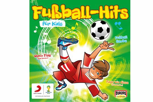 Fußball-EM: Fußball-Hits für Kids
