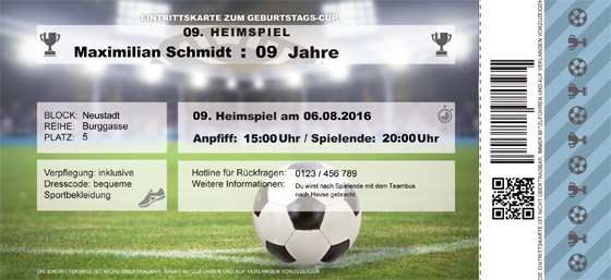 Fußball-Party zum Kindergeburtstag - Familie.de