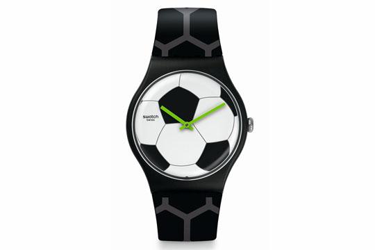 Accessoires für die Fußball-EM: Swatch