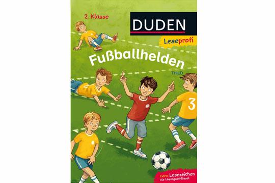 Buchtipp Fußball EM: Fußballhelden