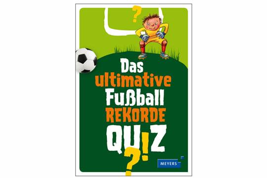 Buchtipp Fußball EM: Das ultimative Fußball-Rekorde-Quiz
