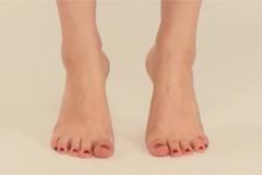 Fußgymnastik für starke Füße
