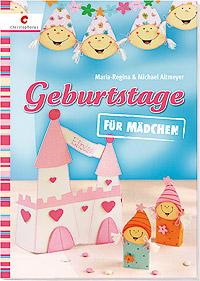 Geburtstage für Mädchen: Lollipop-Party