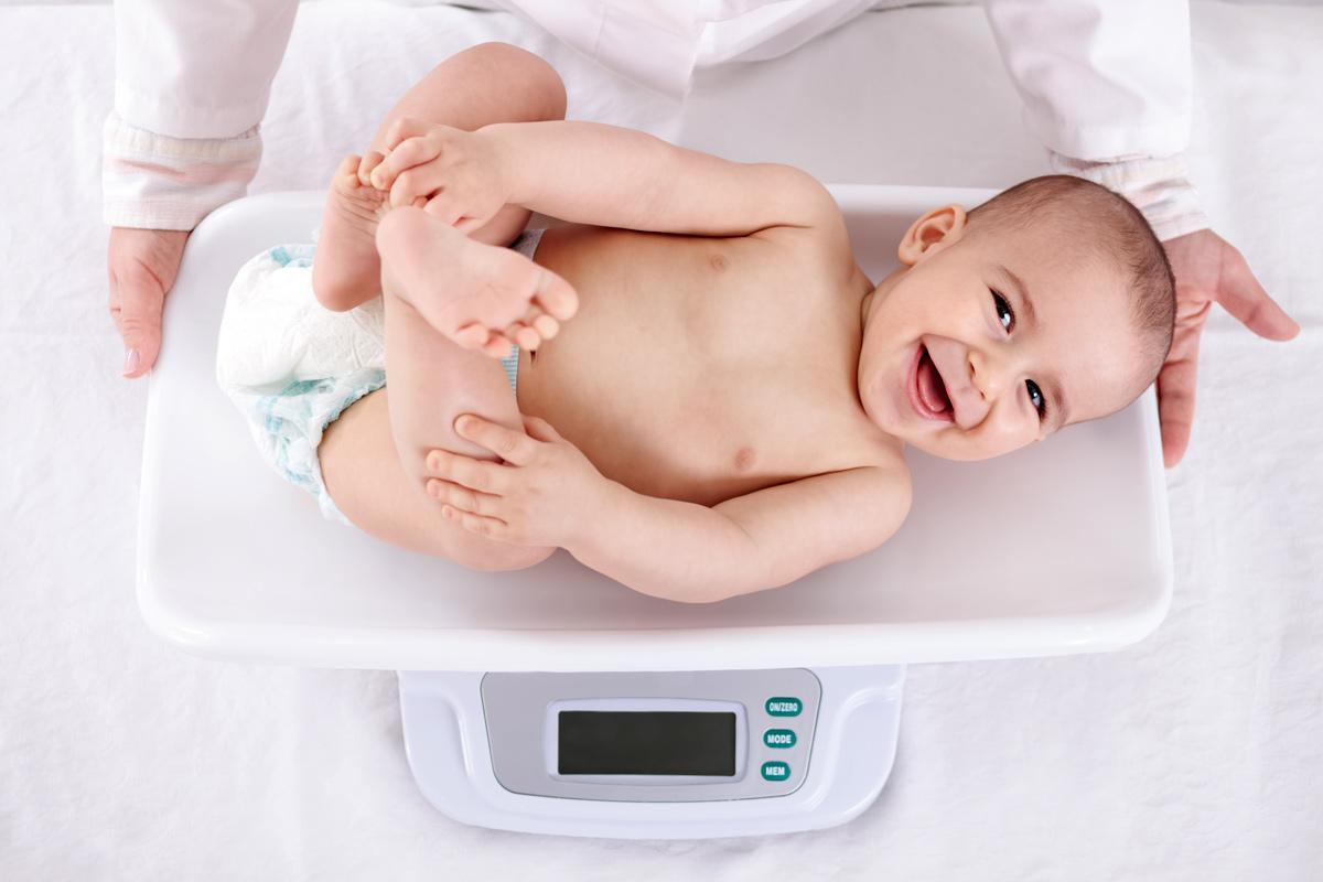 baby gewicht geburt