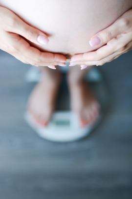 Gewichtszunahme in der Schwangerschaft: was ist normal?