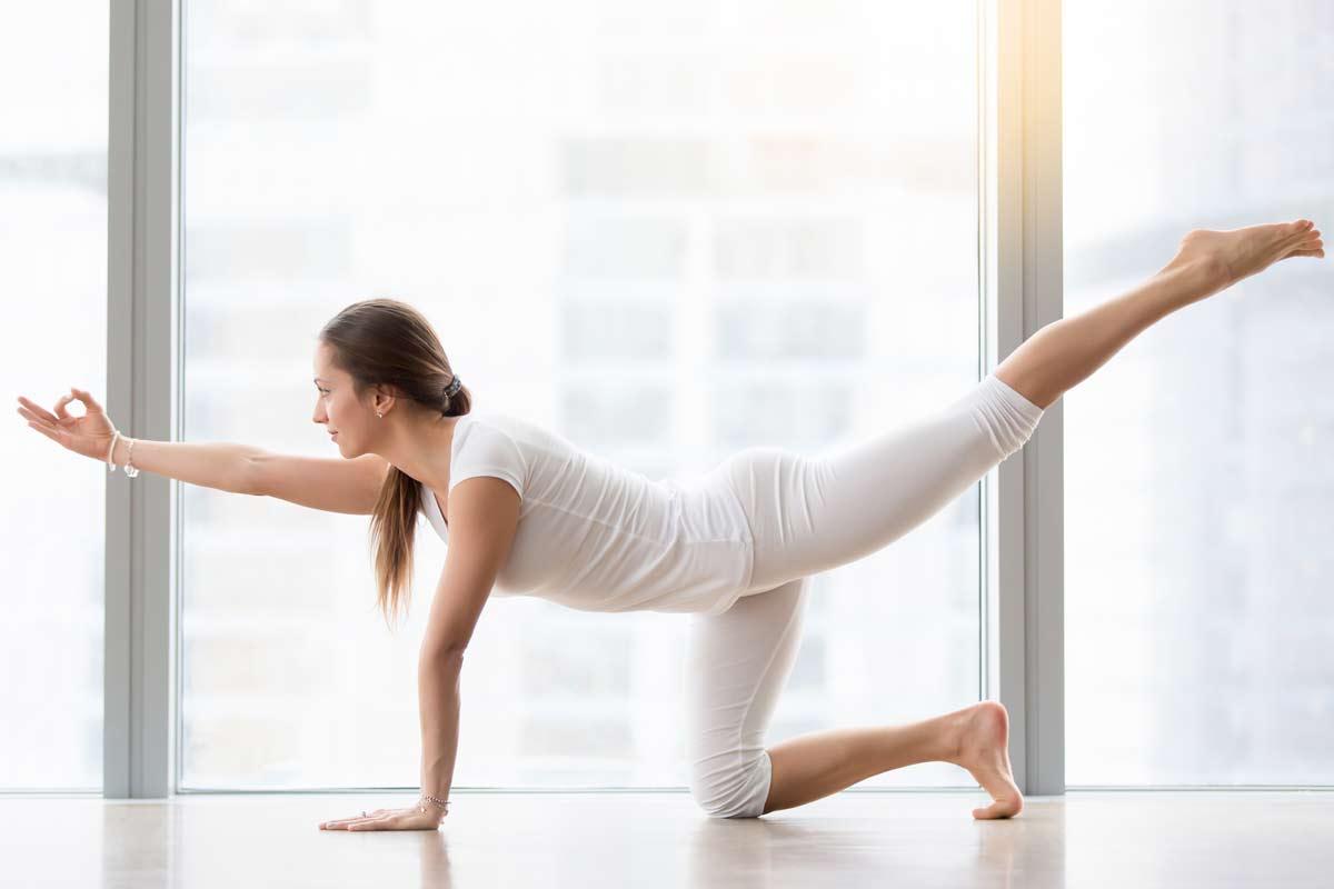 Rückbeildungsgymnastik nach der Schwangerschaft