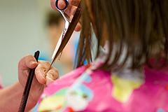 Kinder-Haare selber schneiden