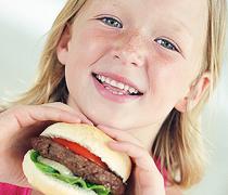 Kinderernährung: Hackfleisch ist gut zu kombinieren