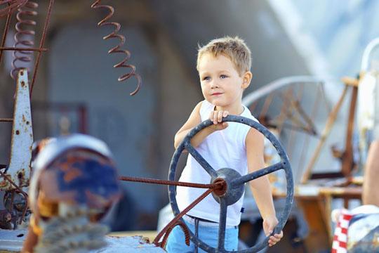 Tipps für Ausflüge mit Kindern: Hafenrundfahrt