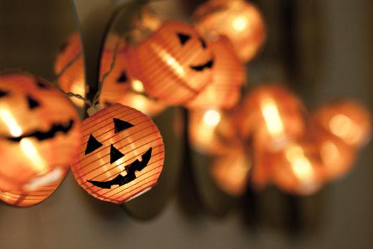 Grusel-Sprüche zu Halloween