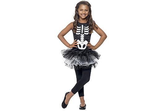 """Kinder-Halloweenkostüme""""Skelett"""""""
