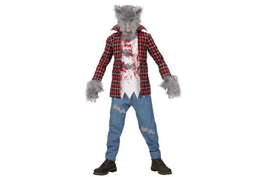 Werwolf-Kostüm für Kinder