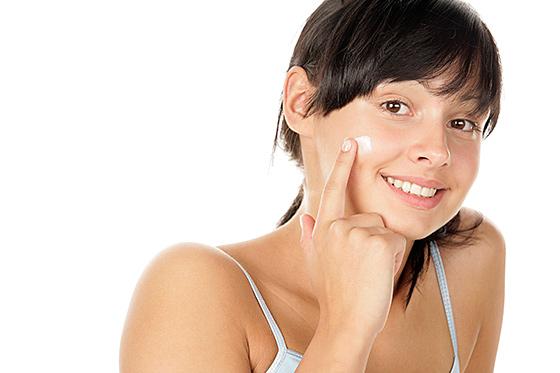 Hautpflege bei Akne