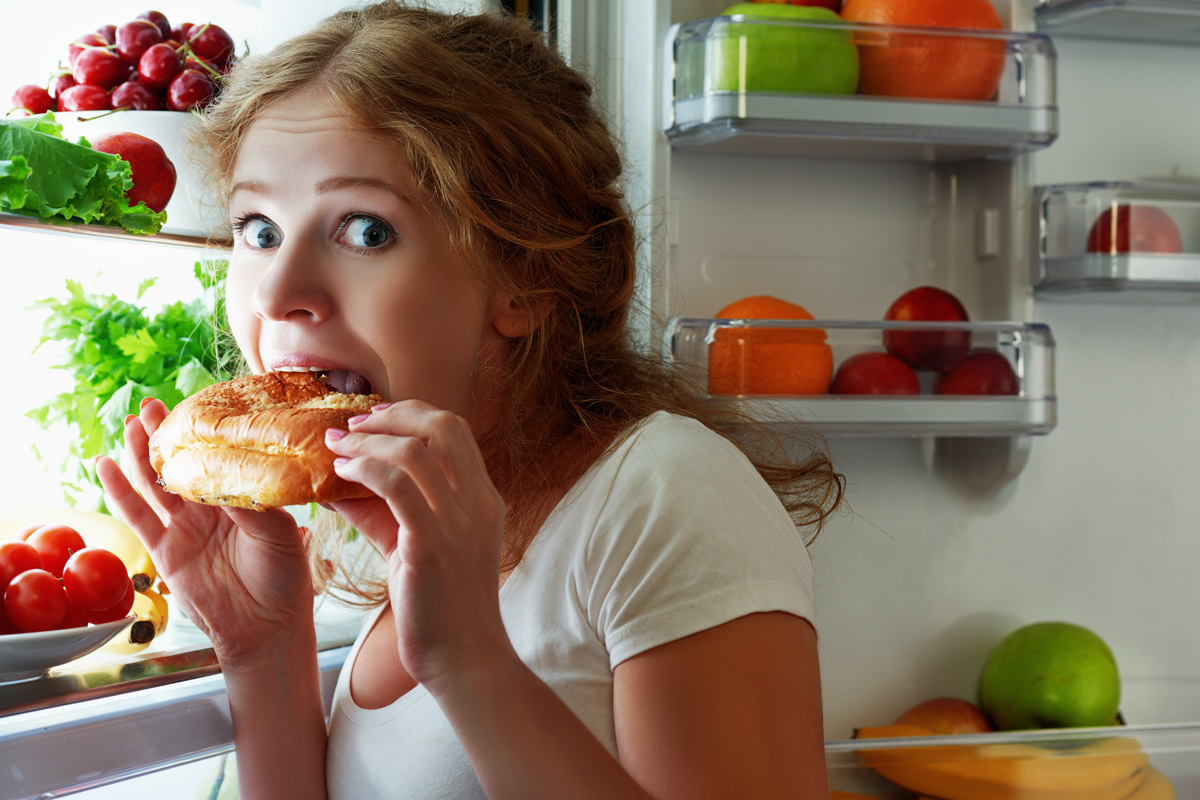 Heißhunger in der Schwangerschaft