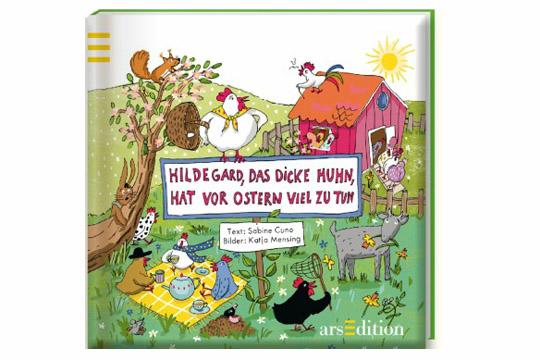 Kinderbücher zu Ostern: Hildegard