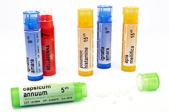 Mehrere homöopathische Mittel gleichzeitig
