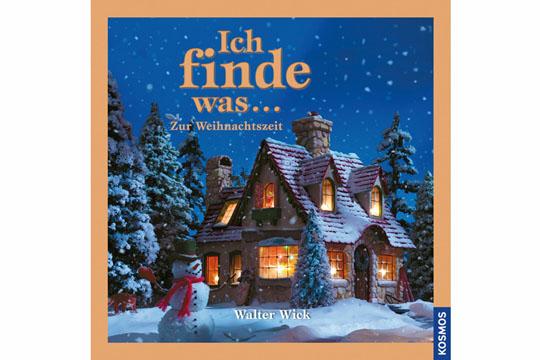 Buchempfehlung: Ich finde was … Zur Weihnachtszeit