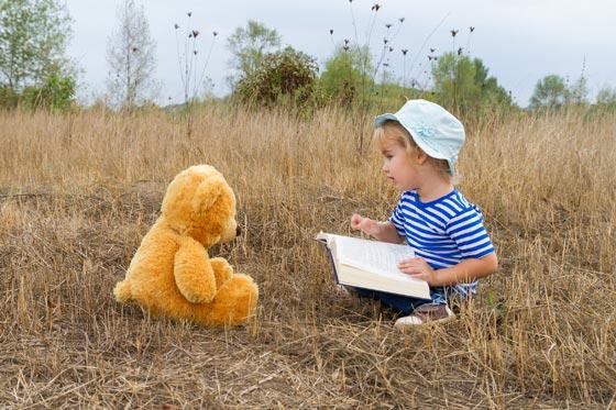 Musst du dir Sorgen machen, wenn dein Kind einen imaginären Freund hat?
