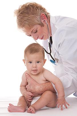 Immunsystem Baby: Antibiotika nicht schädlich