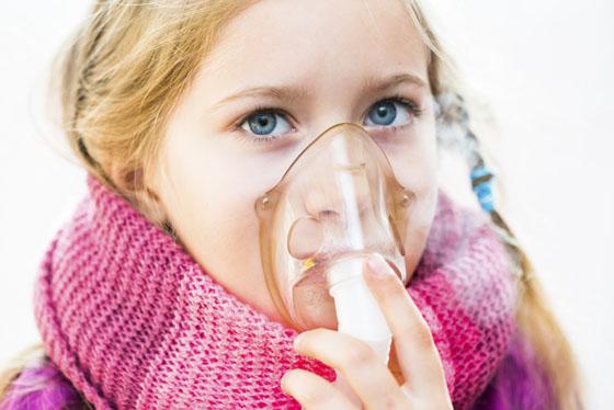 Inhaliergerät Kinder