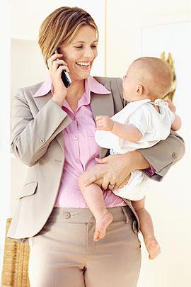 Karriere oder Mutter?