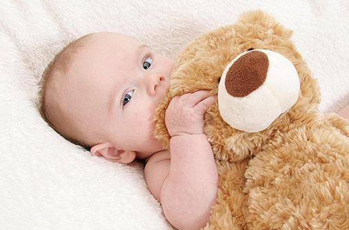 Vorsicht vor Keimfallen im Kinderzimmer: Stofftiere