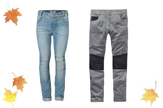Angesagte Hosen für Mädchen