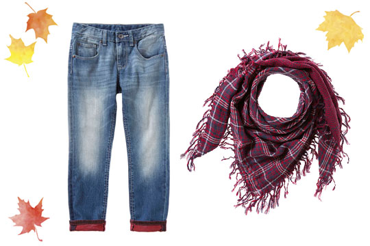 Jungen-Jeans von United Colors of Benetton
